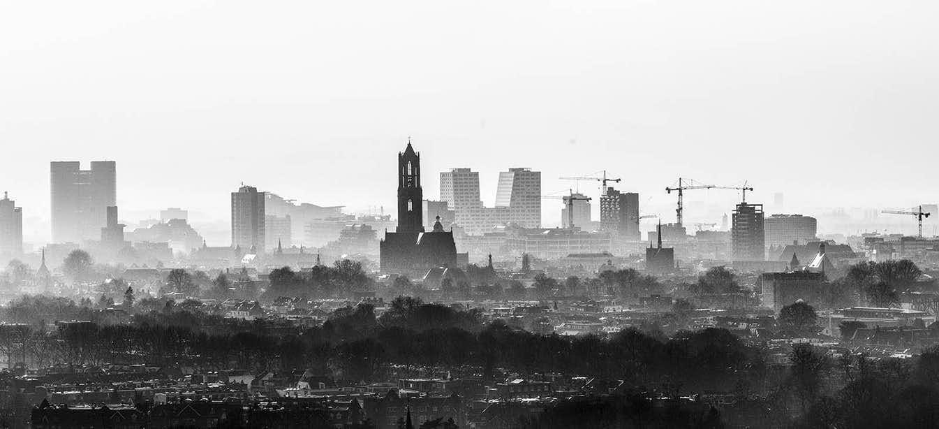 De tien woorden van verkiezing Utrechts Woord van het Jaar 2018 in gedicht