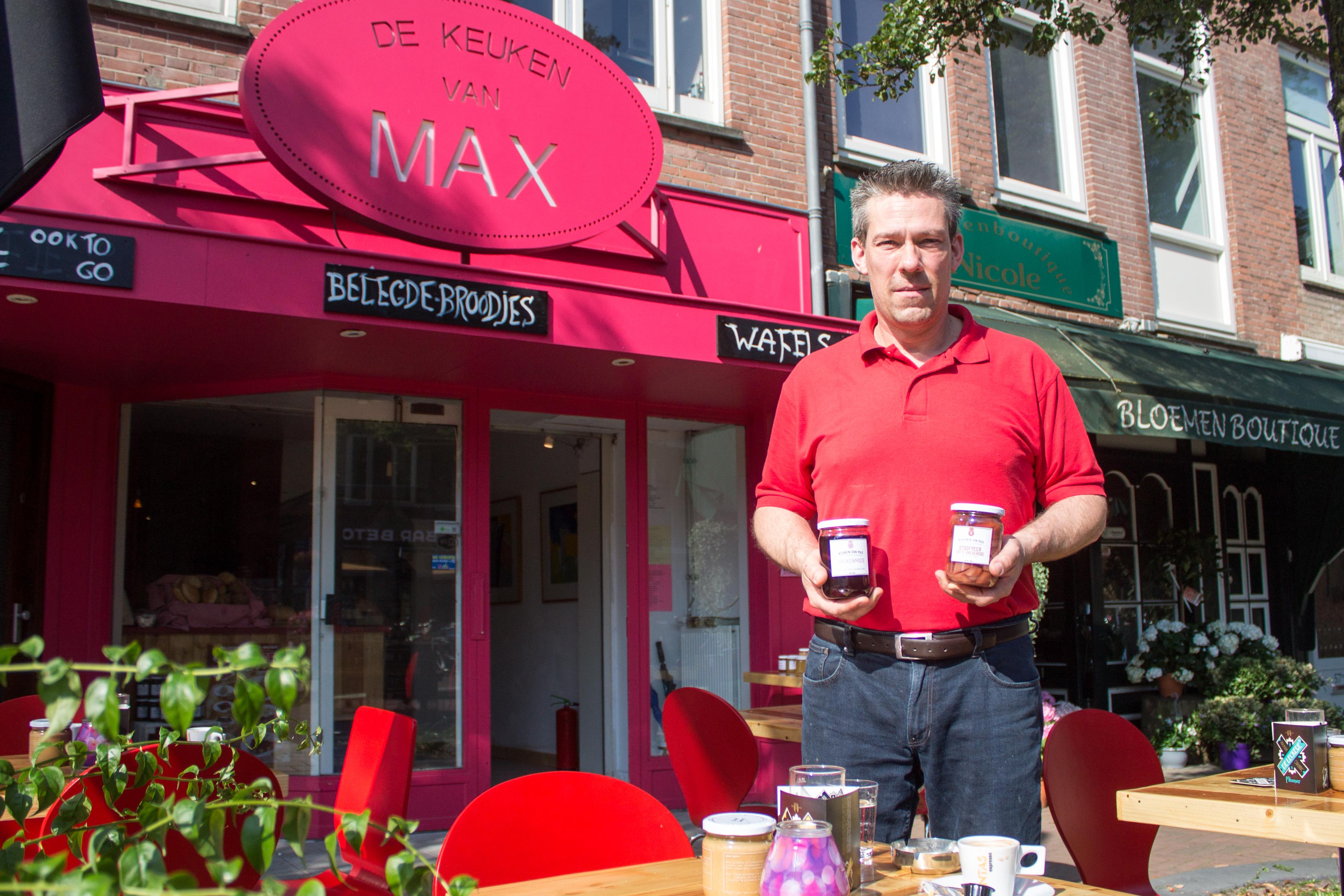 De Keuken Utrecht : Verdwijnt de roze gevel van de keuken van max aan de adriaan van