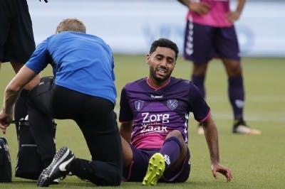 FC Utrecht: 'Middelvelder Kali maanden uitgeschakeld'