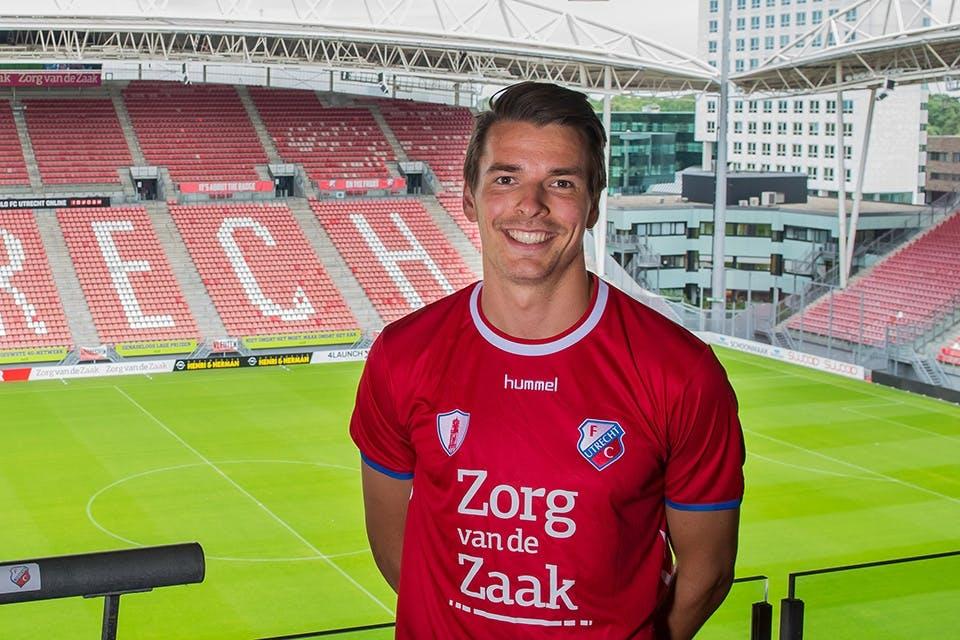 FC Utrecht haalt vervanger van Makienok op bij Kaiserslautern