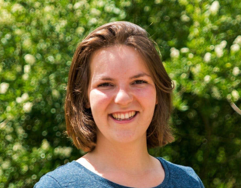 Het weekend van Lotte Brouwer, voorzitter van het UIT-bestuur: 'Het is een mooie start van hun studententijd'