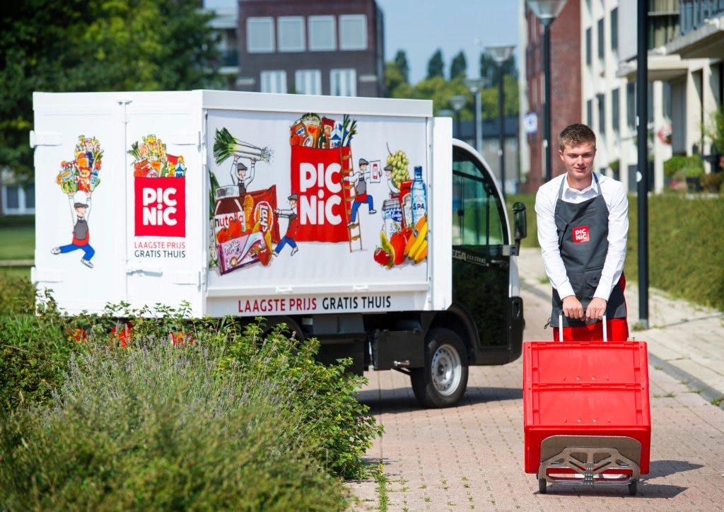 Online supermarkt Picnic bouwt distributiecentrum in Utrecht