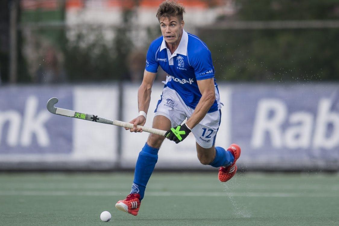Utrecht volgens tophockeyer en Europees kampioen Sander de Wijn: 'Het was waanzinnig'