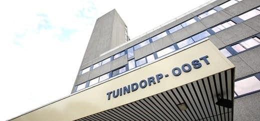 Vier nieuwe appartementengebouwen in Tuindorp-Oost