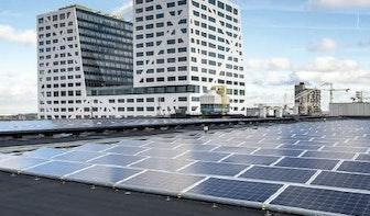 Energieplannen van gemeente bekend; Rijnenburg, Haarrijnseplas en daken in de stad