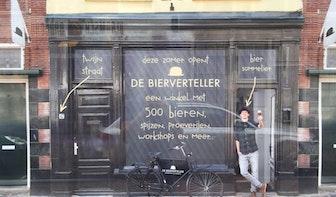 Tomas Schroën de Utrechtse Bierverteller overleden