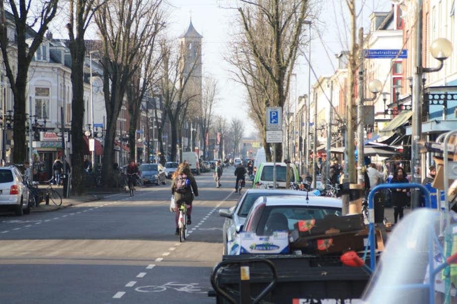 Filmpje: Toekomstbeeld Kanaalstraat en Damstraat