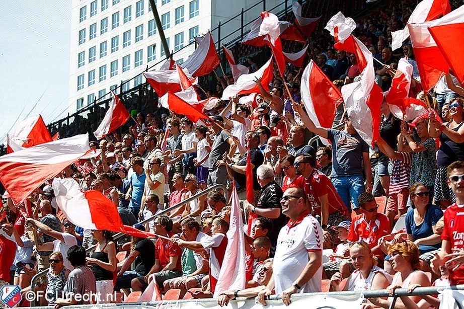Supporters van FC Utrecht mogen afreizen naar De Kuip