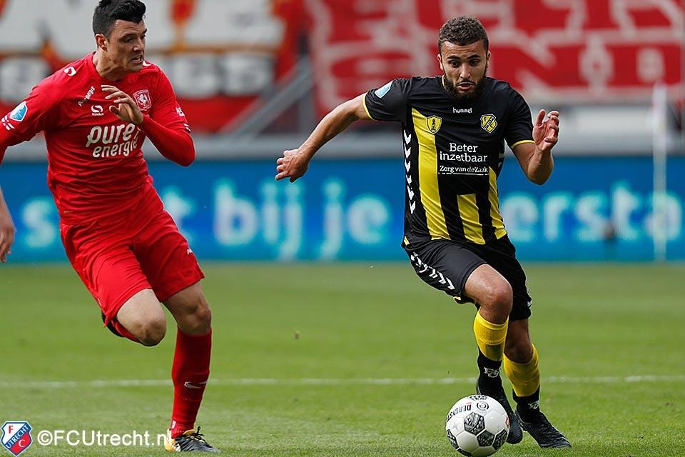FC Utrecht kansloos op bezoek bij FC Twente: 4-0