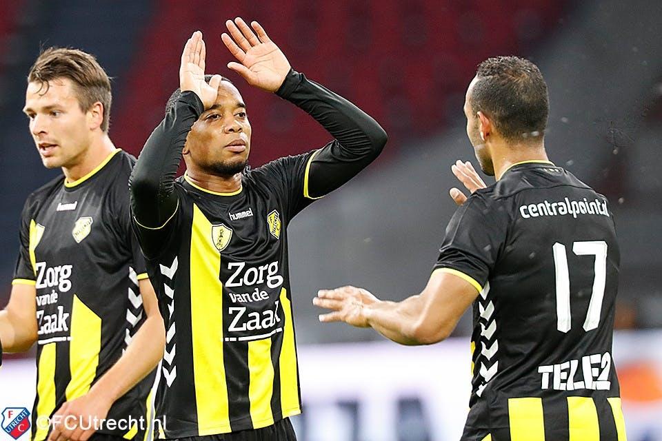 FC Utrecht kansloos onderuit in Alkmaar