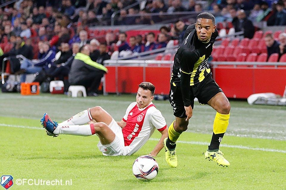 FC Utrecht naar Venlo voor tweede ronde beker