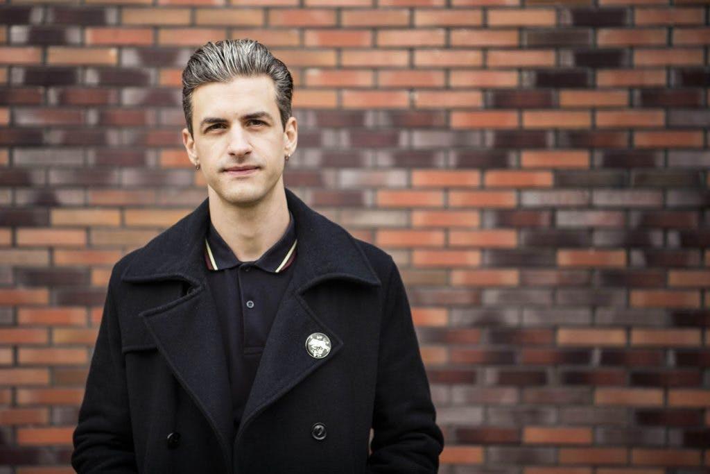 Allemaal Utrechters – Andreas Kallipolitis: 'Mijn stijl als grafisch ontwerper is ook veranderd sinds ik hier woon'
