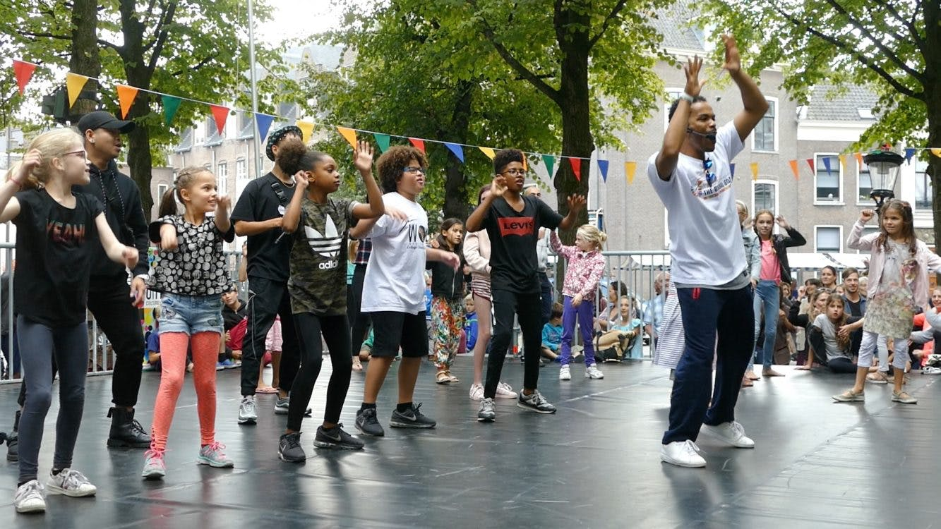 Culturele Zondag: Dansen, dansen, dansen