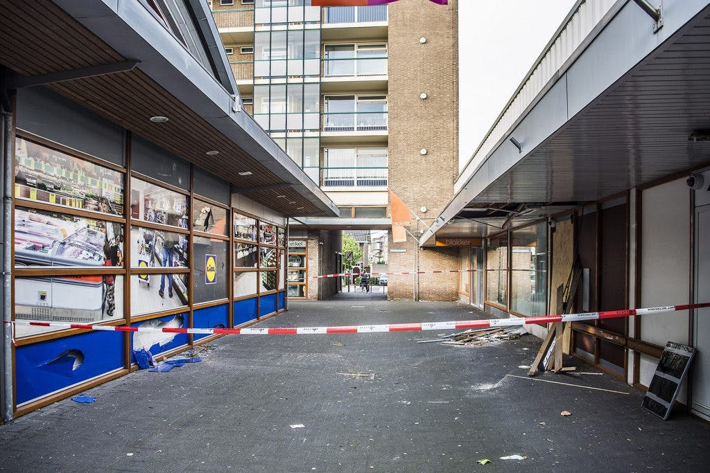 Utrechters schrikken wakker van keiharde knal plofkraak