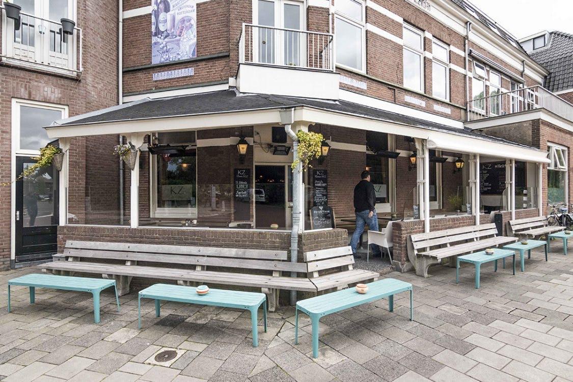 De klassieker Café Kanaalzicht: Boven alles een buurtcafé