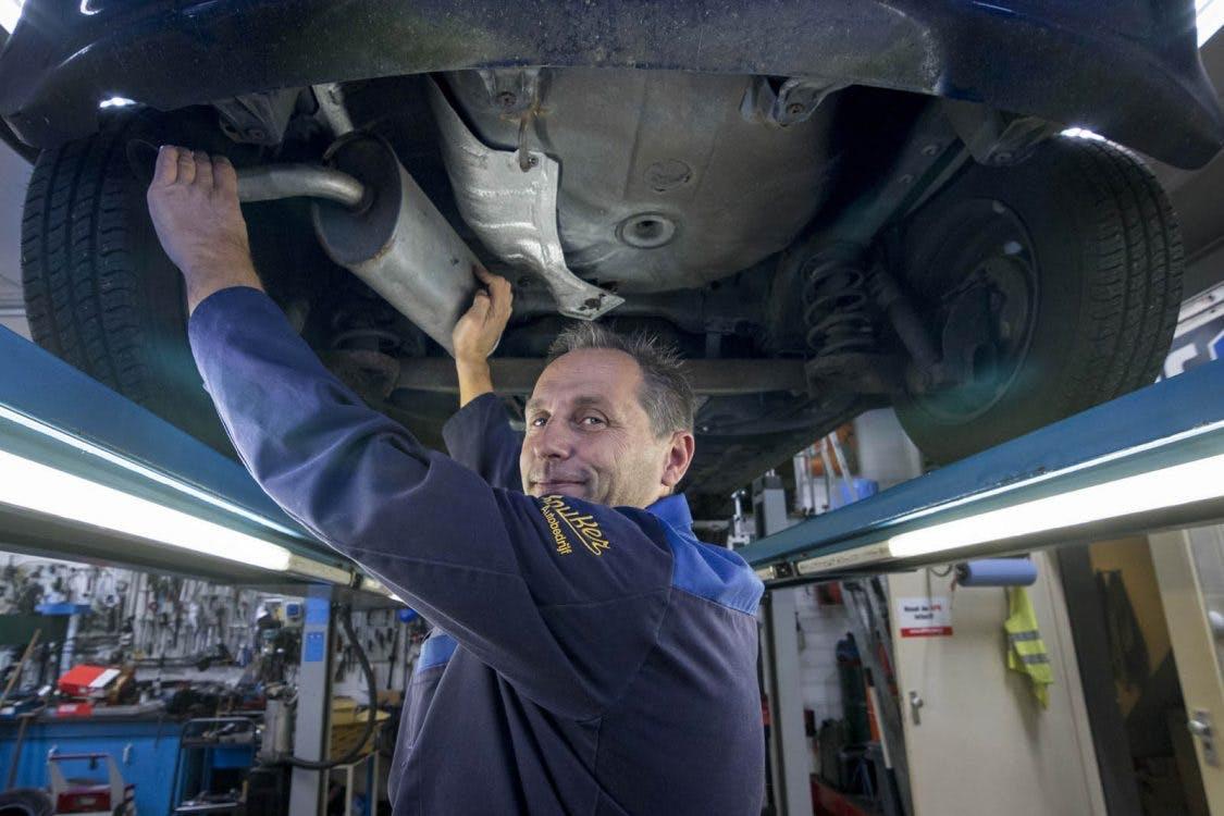 Autobedrijf Spyker: 'Ma Flodder was hier een keer, dat was wat, joh'