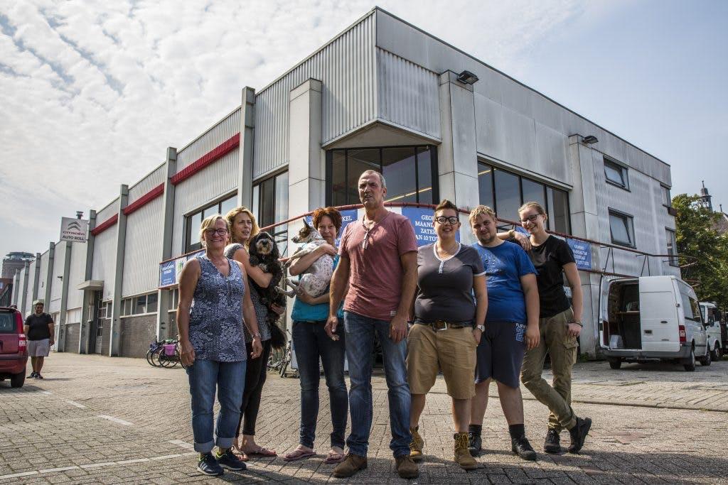 CDA Utrecht wil een nieuwe locatie voor kringloopwinkel De Waarde