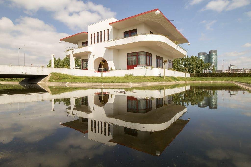 Een bijzonder Utrechts huis: Villa Jongerius