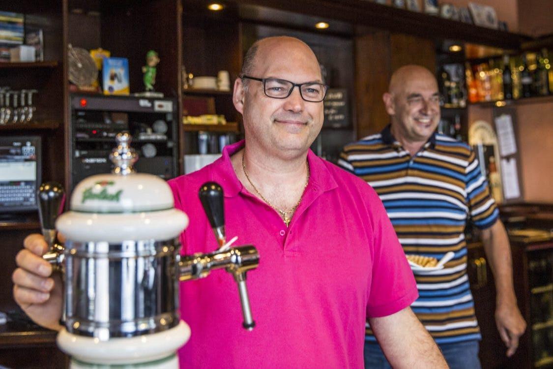 De Klassieker: Café Weerdzicht waait met alle winden mee