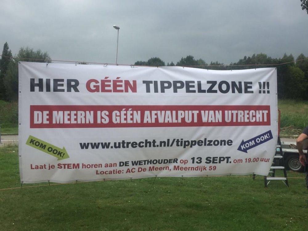 Honderden Utrechters bij inspraakavonden tippelzone