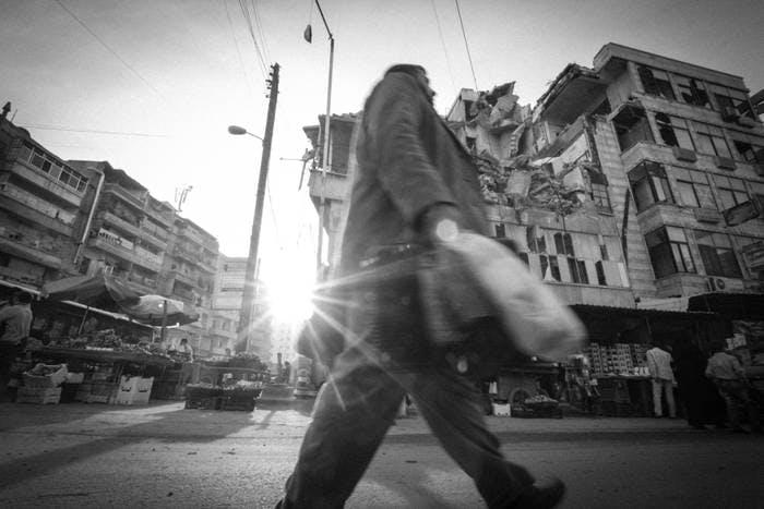Syrische fotograaf exposeert in stadhuis