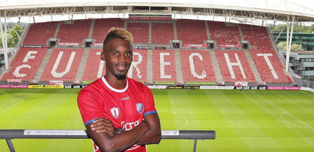 Einde seizoen voor FC Utrecht-huurling Bahebeck