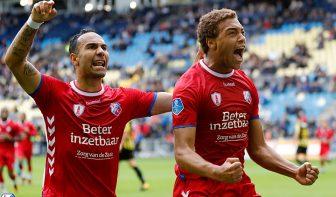 FC Utrecht neemt punt mee uit Arnhem