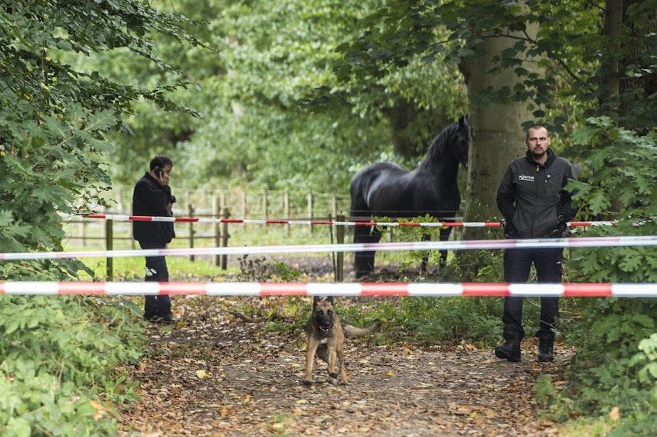 Politie vindt meer kleding waarschijnlijk van Anne Faber bij Huis ter Heide