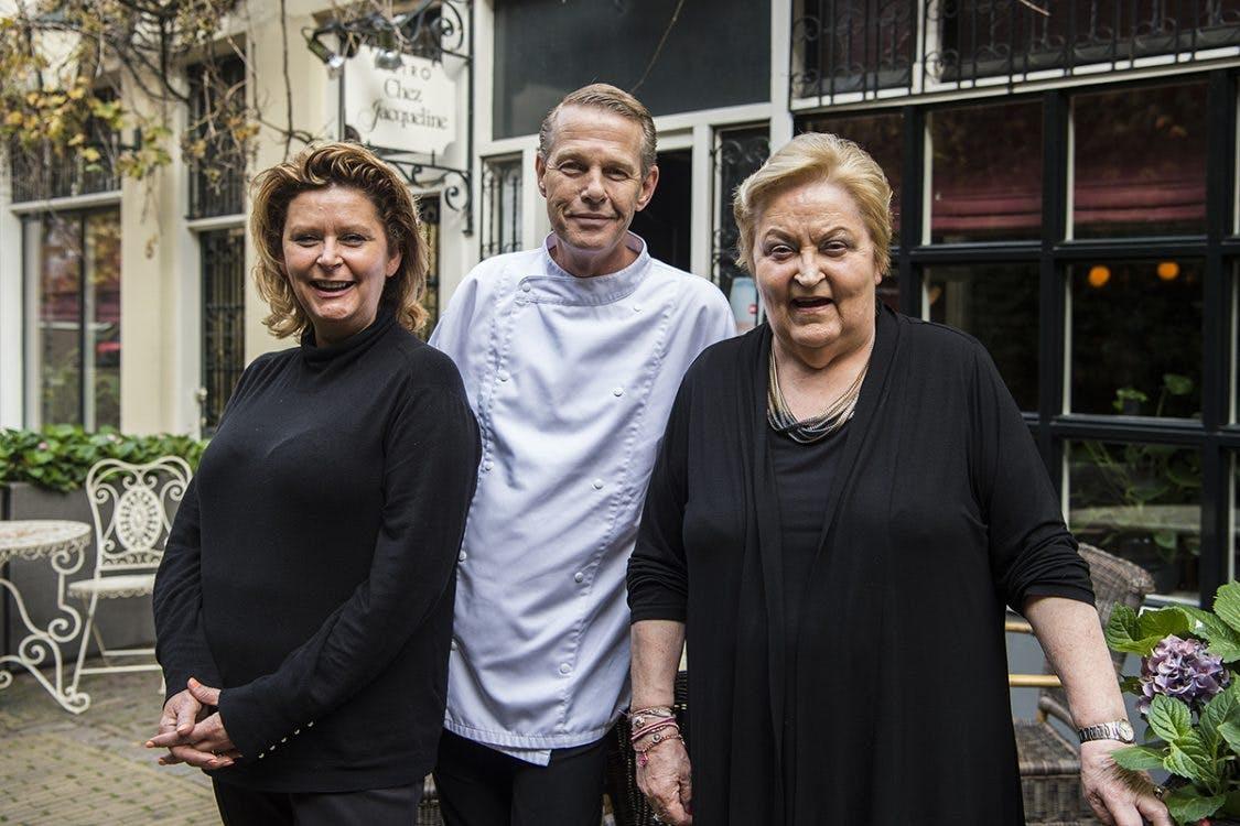 Klassieker Bistro Chez Jacqueline: 'De burgemeester is een vaste klant'