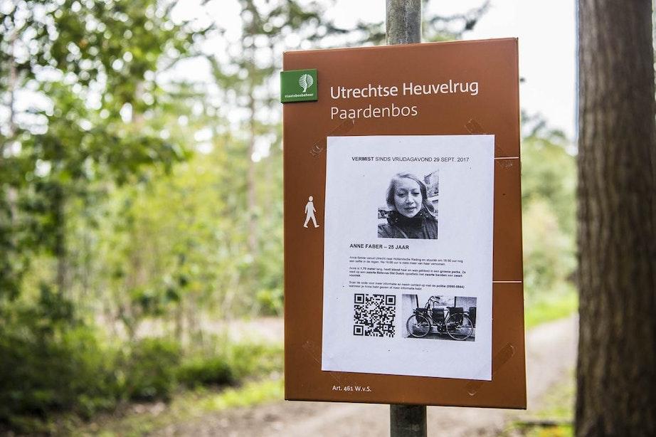 Politie bevestigt: gevonden jas Huis ter Heide vermoedelijk van Anne Faber