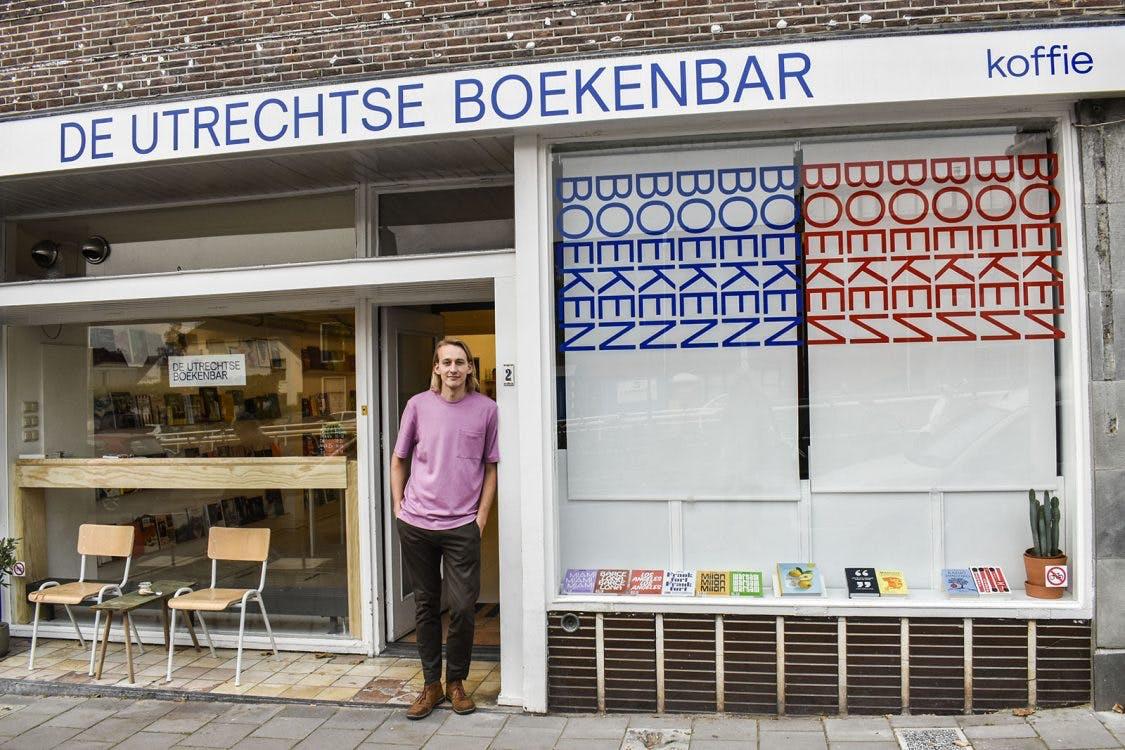 Dagtip: Poëzieworkshop met Kila van der Starre bij De Utrechtse Boekenbar