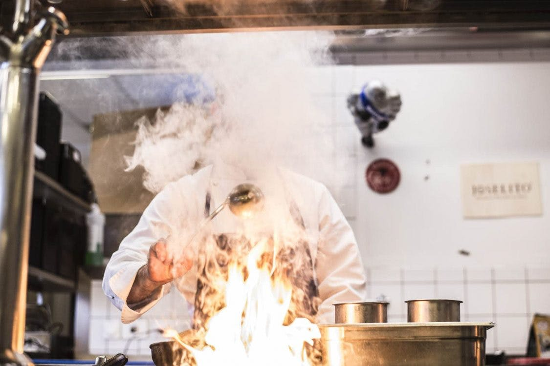 Geen enkel Utrechts restaurant in de top 100 van de Lekker500