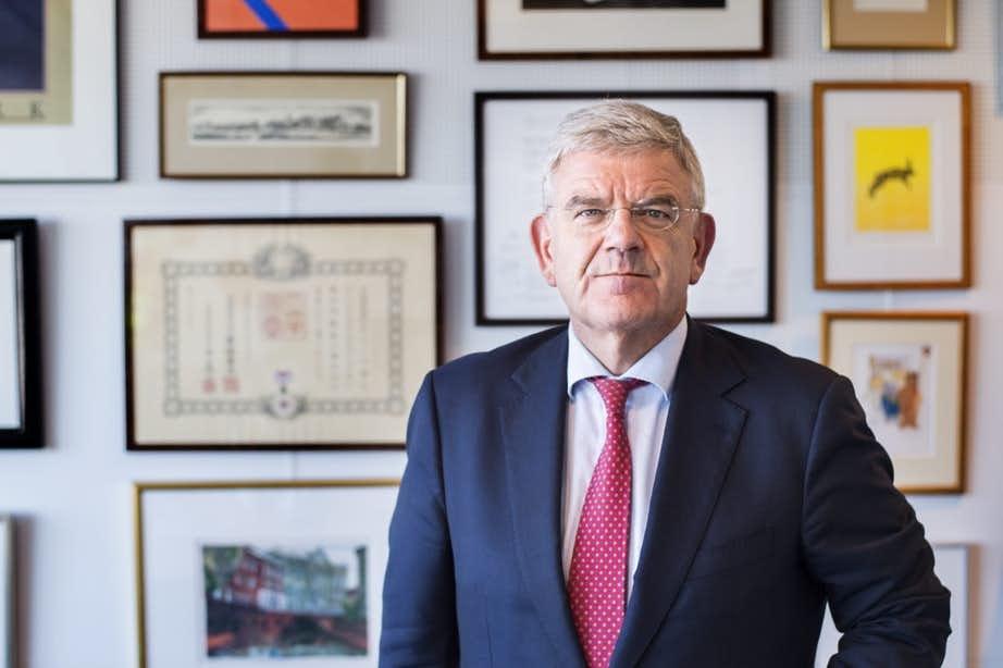 Jan van Zanen stopt als burgemeester van Utrecht en gaat naar Den Haag