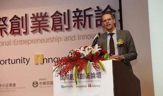 Terug naar Taiwan: Utrechtse ondernemers in de spotlight