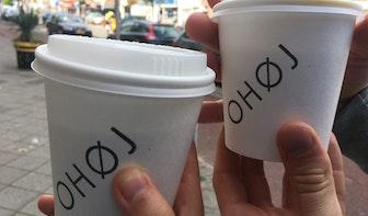 Jette & Jildou drinken koffie bij Ohøj: Bonen kiezen aan de Rijnlaan