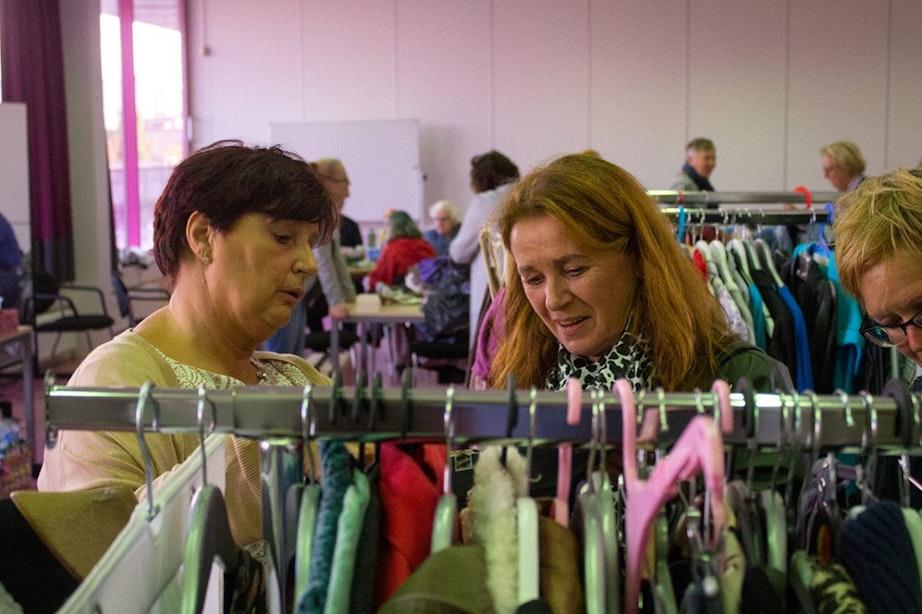 Elke week kleine cadeautjes in weggeefwinkel Mooi4Nix: 'Mensen hebben zo veel om weg te geven'