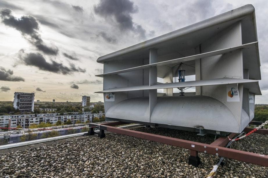 Overvecht-Noord eerste aardgasvrije wijk van Utrecht