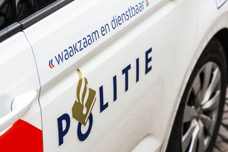 Politie lost waarschuwingsschot bij aanhouding op Utrechtse Adriaan van Bergenstraat