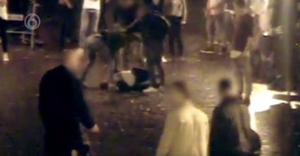 Uitgaansgeweld in Utrecht: 'Ik probeerde te overleven terwijl ik talloze keren in mijn gezicht werd geslagen'