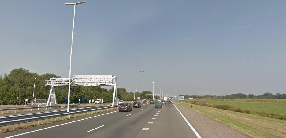 A27 twee nachten afgesloten tussen Utrecht-Noord en Eemnes