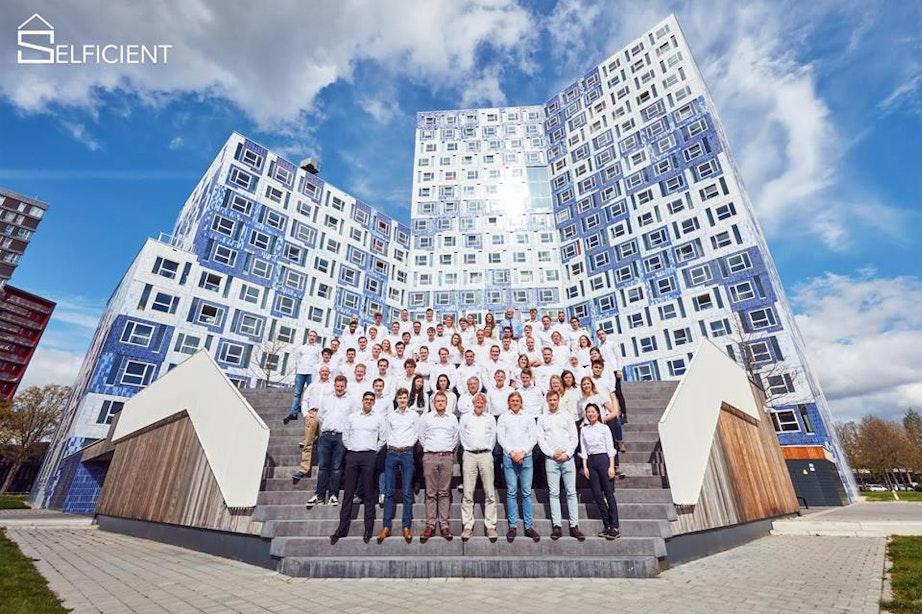 Team Hogeschool Utrecht wint publieksprijs op Solar Decathlon