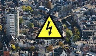 Honderden mensen in Kanaleneiland zonder stroom door defecte kabel