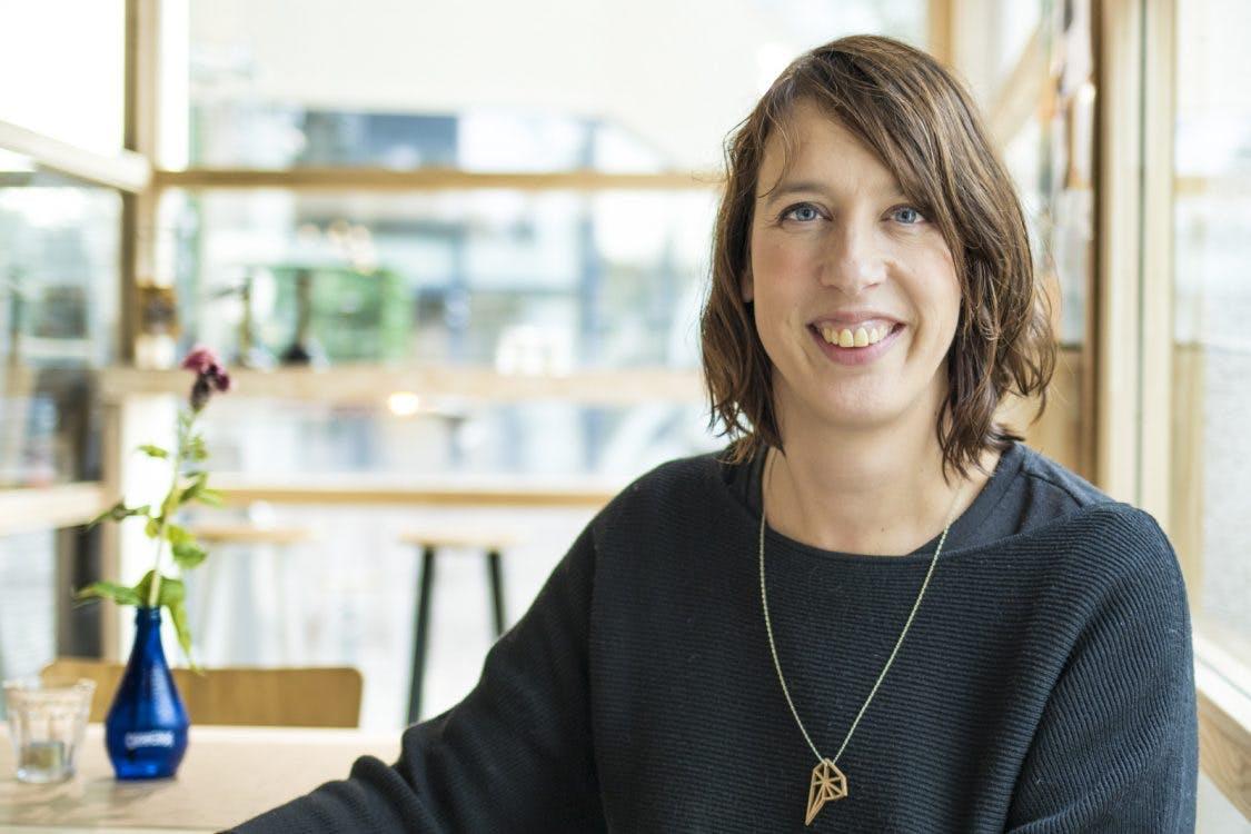 Het weekend van Marit Overbeek, over het nieuwe festival op Rotsoord: 'Het wordt hier steeds leuker'