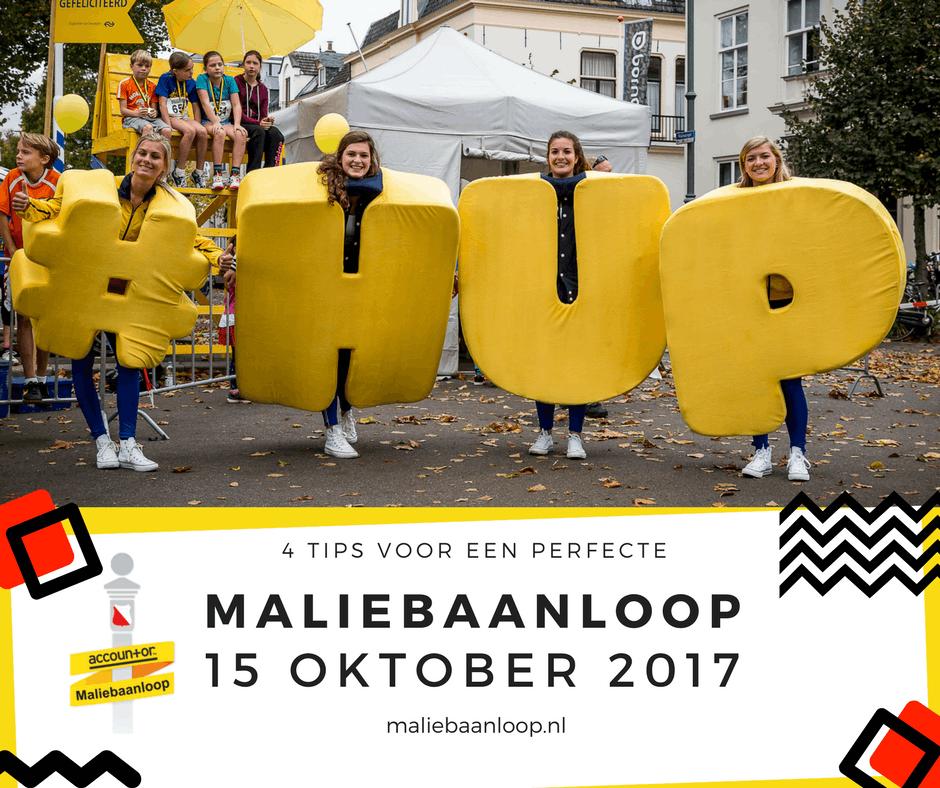 Loop je zondag mee met de Maliebaanloop?