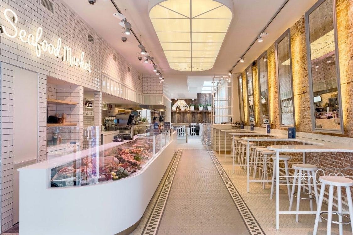 Amsterdams visrestaurant The Seafood Bar komt naar Utrecht