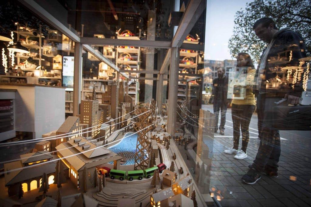 De nieuwe Ikea aan het Vredenburgplein is open