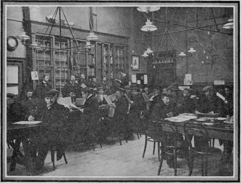 Bibliotheek Utrecht bestaat vandaag 125 jaar