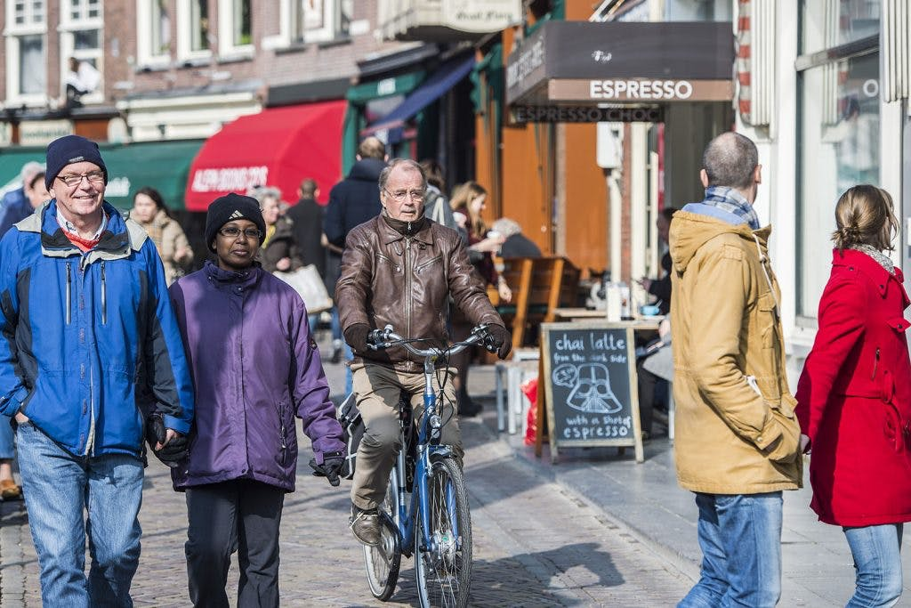 Fietsersbond vecht fietsverbod binnenstad Utrecht aan