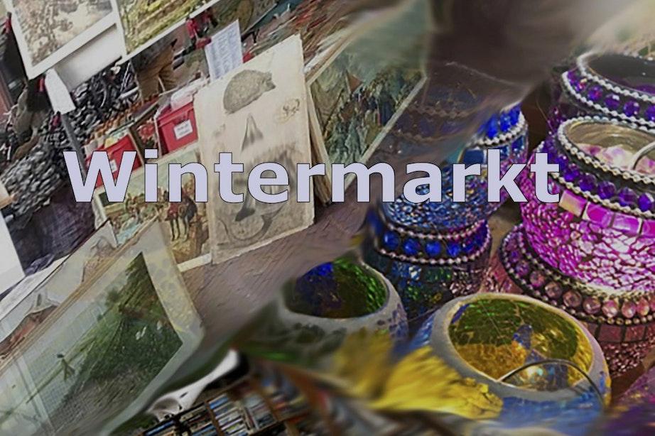 Dagtip: Wintermarkt met zelfgemaakte producten bij Podium Oost