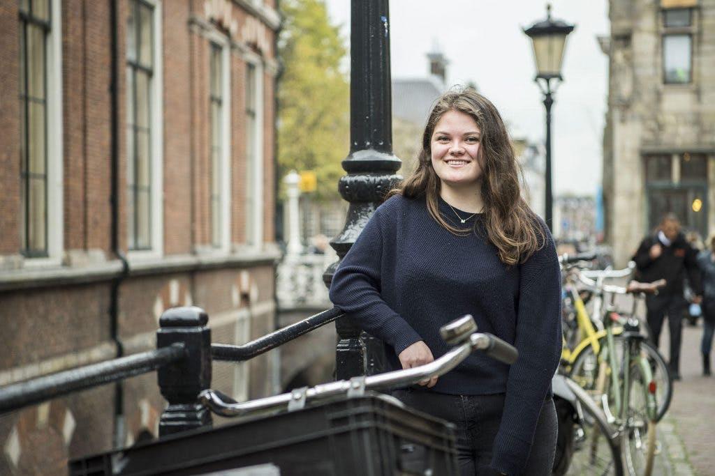 Allemaal Utrechters – Miriam van Meijeren Karp: 'Op joodse feestdagen krijgen we bloemen van een christelijke gemeenschap'